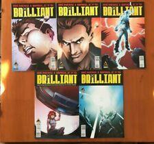 Brilliant 1-4 (5 Books) Comic Book - B32-77