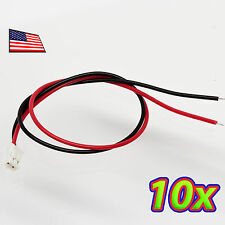 JST-2 Wire Extension Connector for Lithium Ion Polymer Battery - 2.00mm x 20cm