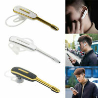 3 Colors Universal Wireless Bluetooth Earphone Sport Stereo Headset Headphone 20