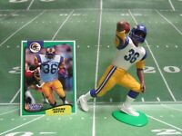1994  JEROME BETTIS Starting Lineup Football Figure & Card - LOS ANGELES RAMS