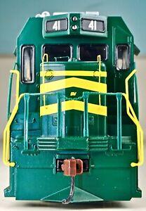 ATHEARN RTR HO Black River & Western CF7 Locomotive FP #41 OB DCC Ready EXC