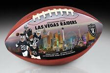 Las Vegas Raiders Art Football Dennis Scharge