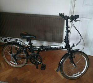 Dahon Vitesse D8 folding bike (used)