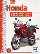 REPARATURHANDBUCH ANLEITUNG 5242 HONDA XL 600 + 650 V TRANSALP