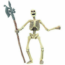 """New Skeleton Action Figure 7/"""" Posable Human 1//10 Scale Home Accents Home Depot"""