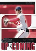 2020 CONTENDERS UP & COMING RC LUIS V. GARCIA WASHINGTON NATIONALS ROOKIE  B5470