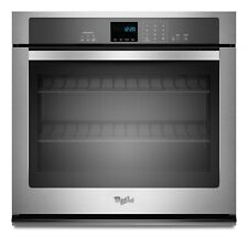 Whirlpool  WOS51EC0AS 30 Inch Single Electric Wall Oven