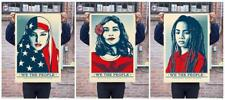 Shepard Fairey-We The People 5 grandes affiches 24 x 36-Plus obey banksy