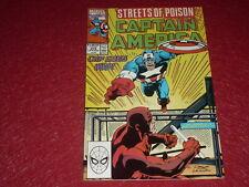 [BD COMICS MARVEL USA] CAPTAIN AMERICA # 375 - 1990