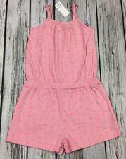 Baby Gap Girls 12-18 Months Pink Flamingo Shorts Romper. Nwt