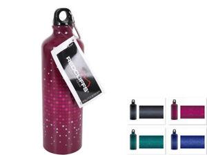 #Trinkflasche #Thermosflasche #Wasserflasche #ALU #Flasche für unterwegs 750 ml
