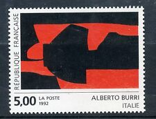 STAMP / TIMBRE FRANCE NEUF N° 2780 ** TABLEAU ART / ALBERTO BURRI