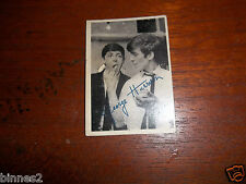 THE BEATLES NEMS ENTERPRISES A & B C GUM TRADING CARD FIRST SERIES CARD NO. 48