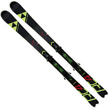 Fischer RC4 Pro TI Alpinski + ZW11 GW Bindung Ski-Set Racing Piste Rennski