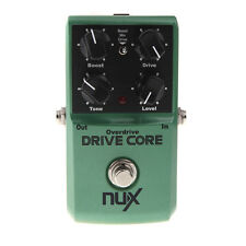 Drive Core Guitar Effect Pedal Mixture of Boost and Overdrive Sound By NUX