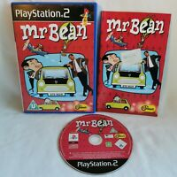Mr Bean The Video Game (Sony PlayStation 2 PS2 2007) PAL * FULLY TESTED *
