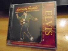 SEALED RARE OOP Elvis Presley 2x CD At the Hayride 31 tracks REMASTERED 1954-58