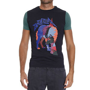 Iceberg  Men T-shirt Multi Color *CLEARANCE*