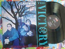Caveman – The Victory EP Profile Records PROFT 340 UK 12inch Vinyl Maxi-Single