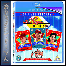 A LEAGUE OF THEIR OWN - 25TH ANNIVERSARY EDITION  **BRAND NEW BLU-RAY***