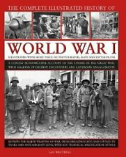 World War I, Complete Illustrated History of A concise authorit... 9780754834830