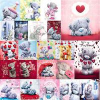 DIY 5D Diamond Painting Bear Full Drill Cross Stitch Kits Embroidery Home Decor
