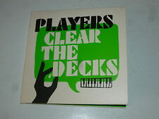 PLAYERS - Clear The Decks - 2003 UK 11-track CD album