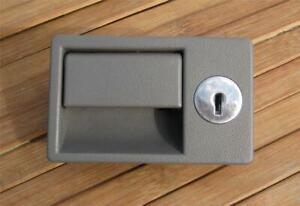 Cutlass Ciera Glove Box Latch Handle Compartment Lock Cadillac Deville Fleetwood