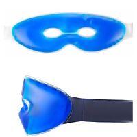 Soothing Eye Mask Relaxing Gel │Headache Relief Cold Warm Cooling Gel by BodyRip