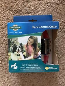 PETSAFE Bark Control Collar Static Correction PDBC-300 Brand New