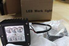 LED Work Light Square Foglight/Offroad for SUW/ATV