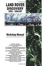 LAND ROVER DISCOVERY OWNERS WORKSHOP MANUAL 2.0 Mpi V8i V8 300 TDI Handbook Book