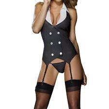 Sexy office lady LINGERIE insegnanti di ruolo dell' abbigliamento vestiti spesa T-Back