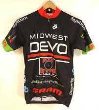 Midwest DEVO Cycling Bike Jersey Size X-Small Champ-Sys