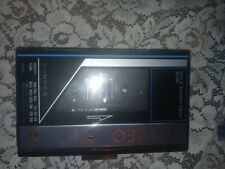 Vintage Sanyo Mgr59 Am Fm Stereo Cassette Player