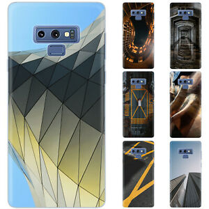Dessana Architecture Abstract Protective Cover Phone for Samsung Galaxy S Note