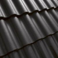RAL 7024 - Graphit Palema S Dachziegel Solardurchgang Dachdurchgang Solardurchf/ührung f/ür Benders