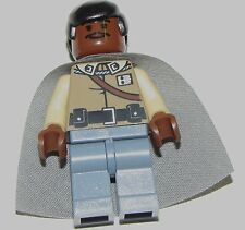 Lego New Star Wars Lando Calrissian General Outfit Minifigure Minifig Fig