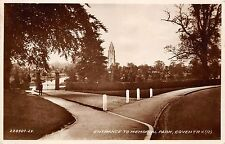 BR62906 entrance to memorial park coventry real photo   uk