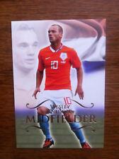 2011 Futera Unique Football Soccer Card - Holland SNEIJDER Mint