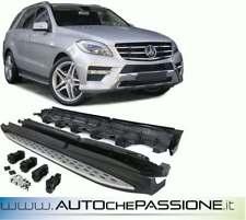 Coppia pedane per Mercedes ML W166 dal 2011> anche per GLE side steps