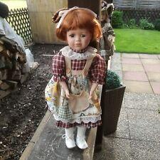 Puppe Porzellankopf