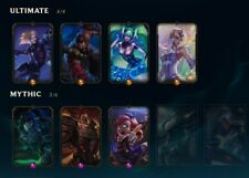 League of Legends Guide (with NA platinum account, all champs, 575 skins) CRAZY