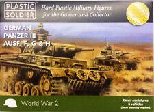 World War II Unpainted Table Top & Historical Wargames