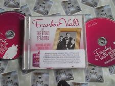 Frankie Valli And The Four Seasons  Working My Way Back To You 2x CD Album Set