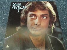 "Barry Manilow signed 12"" LP"