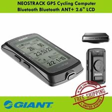 """GIANT NEOSTRACK GPS Cycling Computer Bluetooth Bluetooth ANT+ 2.6"""" LCD Bike NEW"""