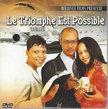 Le Triomphe Est Possible (DVD, No English sub-titles) Cardboard Slipcase