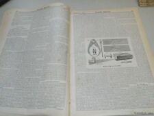 1878 Marvin Fireproof Folding Door Safe Magazine Antique