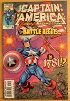 CAPTAIN AMERICA #7 Sentinel of Liberty (1999 MARVEL Comics) ~ VF/NM Book